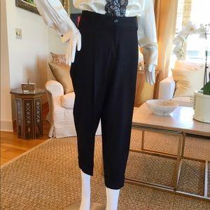 Dolce Gabbana Cropped Trouser